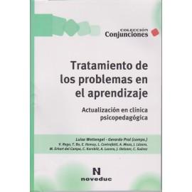 TRATAMIENTO DE LOS PROBLEMAS EN EL APRENDIZAJE.