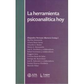 LA HERRAMIENTA PSICOANALÍTICA HOY
