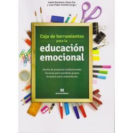 CAJA DE HERRAMIENTAS PARA LA EDUCACIÓN EMOCIONAL. Acciones socio-comunitarias