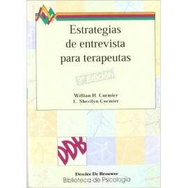 Estrategias de entrevista para terapeutas  Habilidades básicas e intervenciones cognitivo-conductuales