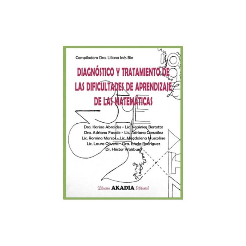 Comprar DIAGNOSTICO Y TRATAMIENTO DE LAS DIFICULTADES DE APRENDIZAJE ...