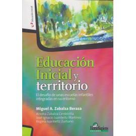 EDUCACIÓN INICIAL Y TERRITORIO