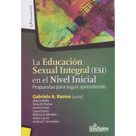 LA EDUCACIÓN SEXUAL INTEGRAL (ESI) EN EL NIVEL INICIAL