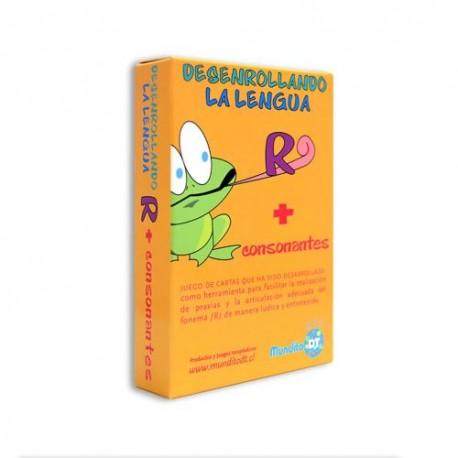 Desenrollando la lengua R + consonantes