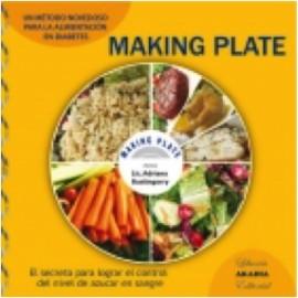 MAKING PLATE – 2da.edición - Un Método Novedoso para la alimentación en Diabetes