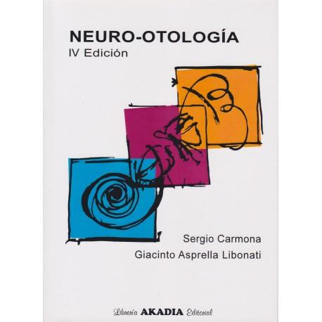 NEURO-OTOLOGÍA IV EDICIÓN