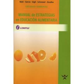 MANUAL DE ESTRATEGIAS EN EDUCACIÓN ALIMENTARIA