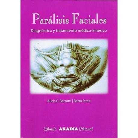 PARÁLISIS FACIALES. Diagnóstico y tratamiento médico-kinésico
