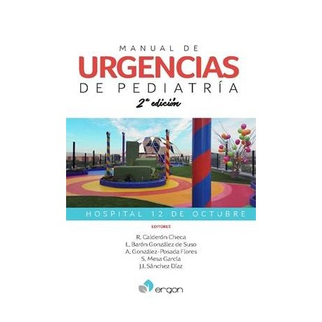 MANUAL DE URGENCIAS DE PEDIATRIA. 2ª Edición