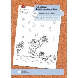 Test del dibujo de la persona bajo la lluvia.
