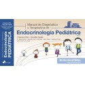 """MANUAL DE DIAGNÓSTICO Y TERAPÉUTICA EN ENDOCRINOLOGÍA PEDIÁTRICA V.1.1"""" Manual + Guía rápida"""