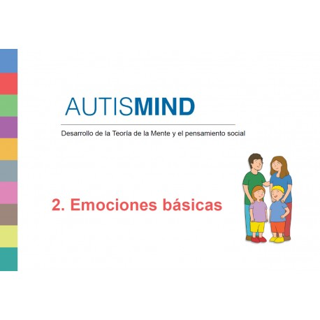 AUTISMIND 2. EMOCIONES BÁSICAS