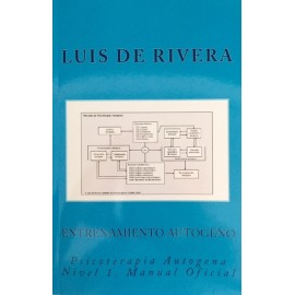 ENTRENAMIENTO AUTOGENO. Psicoterapia Autógena. Nivel 1. Manual oficial