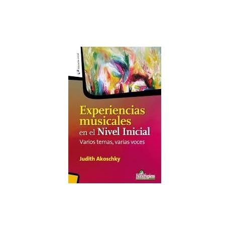 EXPERIENCIAS MUSICALES EN EL NIVEL INICIAL