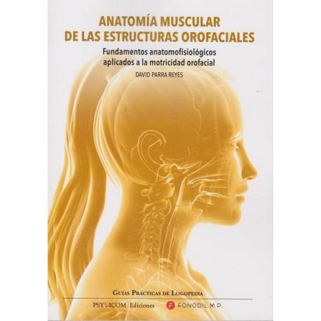 ANATOMÍA MUSCULAR DE LAS ESTRUCTURAS OROFACIALES. Fundamentos anatomofisiológicos aplicados a la motricidad orofacial