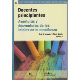 DOCENTES PRINCIPIANTES. Aventuras y desventuras de los inicios en la enseñanza