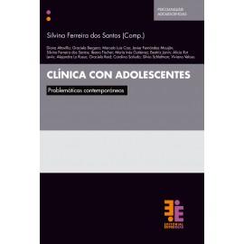 CLÍNICA CON ADOLESCENTES Problemáticas contemporáneas