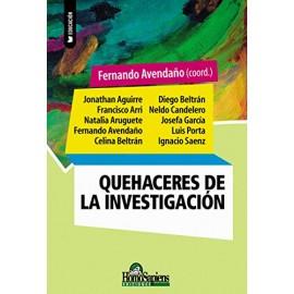 QUEHACERES DE LA INVESTIGACIÓN
