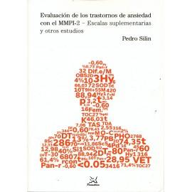 EVALUACIÓN DE LOS TRASTORNOS DE NSIEDAD CON EL MMPI-2. Escalas suplementarias y otros estudios