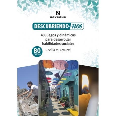 DESCUBRIENDO-NOS. Mazo de 80 cartas + Manual de actividades