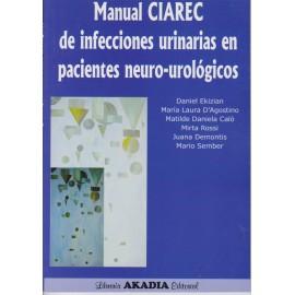 MANUAL CIAREC DE INFECCIONES URINARIAS EN PACIENTES NEURO-UROLÓGICOS