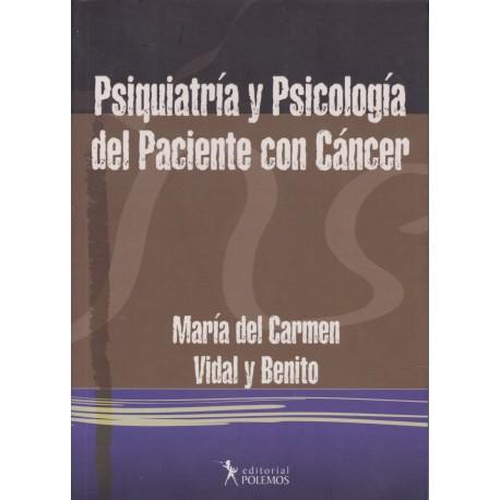 PSIQUIATRÍA Y PSICOLOGÍA DEL PACIENTE CON CÁNCER