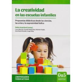 LA CREATIVIDAD, en las escuelas infantiles.