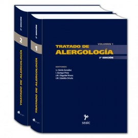 TRATADO DE ALERGOLOGÍA  (2ª Edición)
