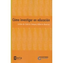 CÓMO INVESTIGAR EN EDUCACIÓN