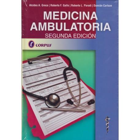 MEDICINA AMBULATORIA. Segunda Edición