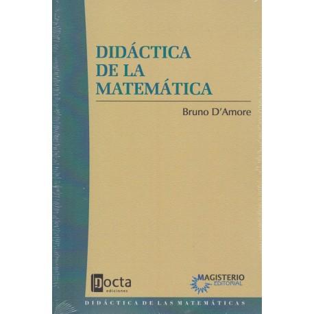 """DIDÁCTICA DE LA MATEMÁTICA. Primer premio en el Concurso Nacional de Pedagogía de Italia """"Lo Stilo d´Oro"""
