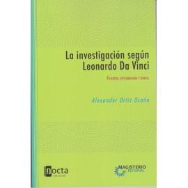LA INVESTIGACIÓN SEGÚN LEONARDO DA VINCI. Filosofía, epistemología y ciencia.