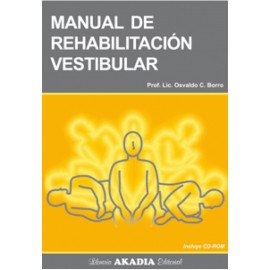 MANUAL DE REHABILITACION VESTIBULAR