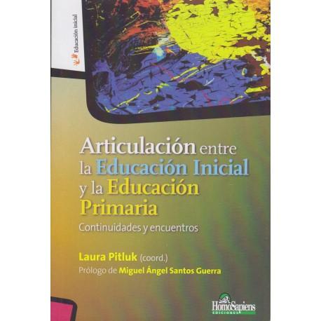 Articulación entre la educación Inicial y la educación Primaria.