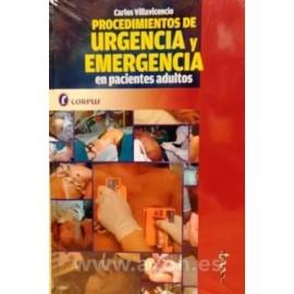 PROCEDIMIENTOS DE URGENCIA Y EMERGENCIA EN PACIENTES ADULTOS