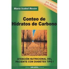 CONTEO DE HIDRATOS DE CARBONO. 3ra. Edición