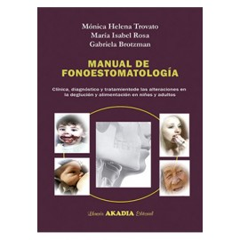 MANUAL DE FONOESTOMATOLOGÍA.