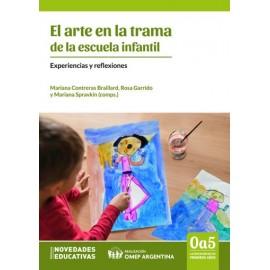 El arte en la trama de la escuela infantil
