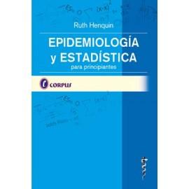 EPIDEMIOLOGÍA Y ESTADISTICAS PARA PRINCIPIANTES