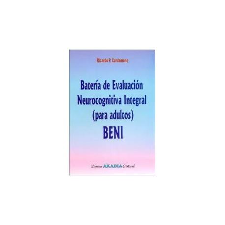 BATERÍA DE EVALUACIÓN NEUROCOGNITIVA INTEGRAL (PARA ADULTOS) BENI