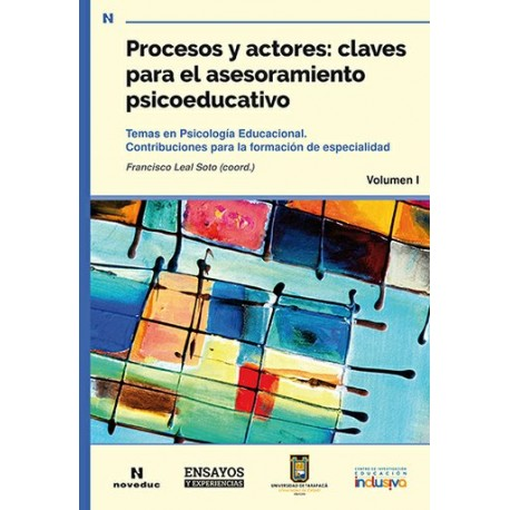 PROCESOS Y ACTORES: CLAVES PARA EL ASESORAMIENTO PSICOEDUCATIVO