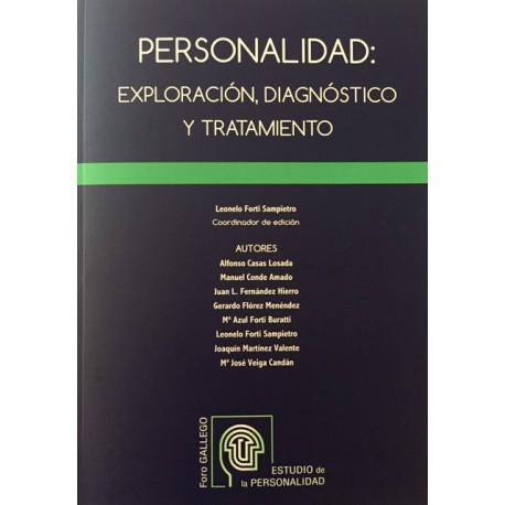 PERSONALIDAD. Exploración, Diagnóstico y Tratamiento