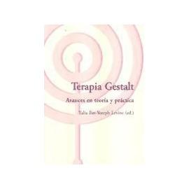 Terapia Gestalt : avances en teoría y práctica