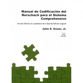 Manual de codificación del Rorschach.