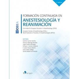 FORMACIÓN CONTINUADA EN  ANESTESIOLOGÍA Y REANIMACIÓN 2ª EDICIÓN