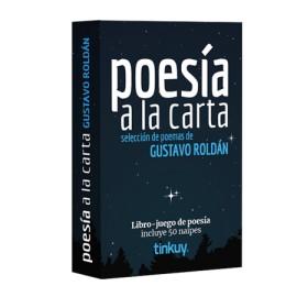 POESÍA A LA CARTA. Selección de poemas de Gustavo Roldán