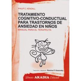 TRATAMIENTO COGNITIVO-CONDUCTUAL PARA TRASTORNOS DE ANSIEDAD EN NIÑOS