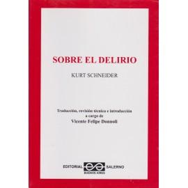 SOBRE EL DELIRIO