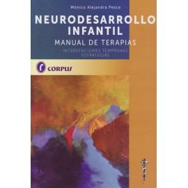 NEURODESARROLLO INFANTIL. MANUAL DE TERAPIAS. Intervenciones tempranas estrategias