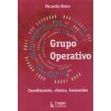 GRUPO OPERATIVO Coordinación, clínica, formación